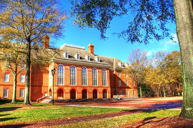 Regent University Library Virginia Beach Va