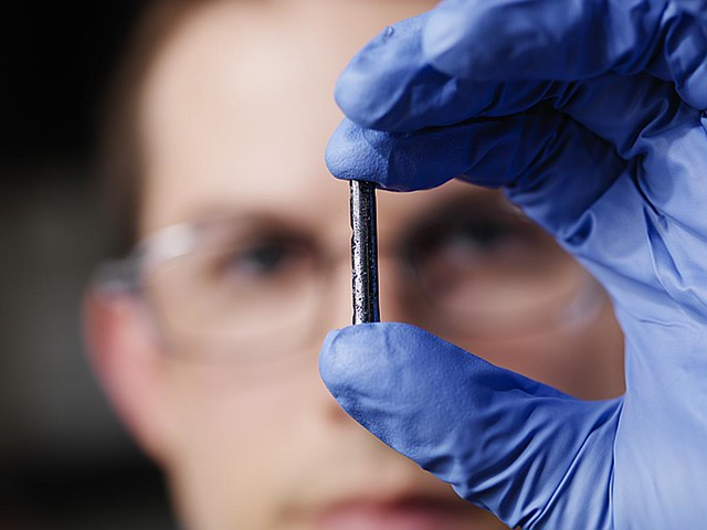 Solar Cells | Photovoltaics, research done at Pacific Northw ...