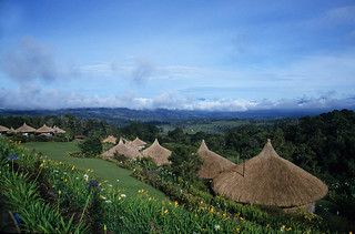 Ambua Lodge in Central Highlands, PNG | by barrypetersphoto
