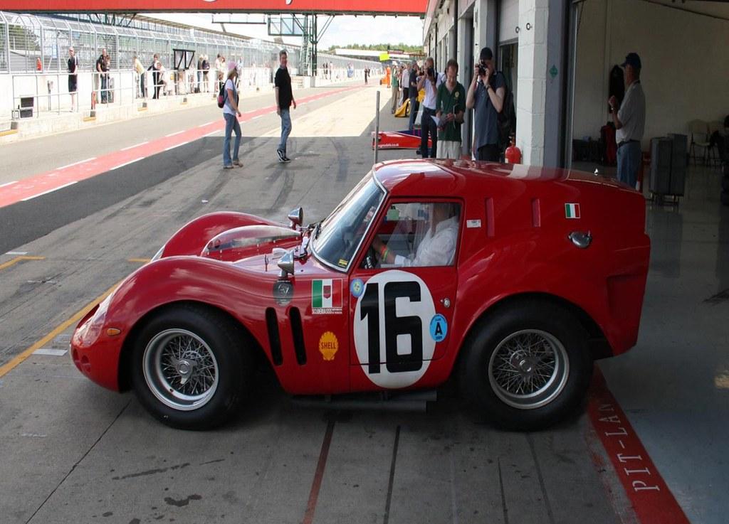 F Race Car
