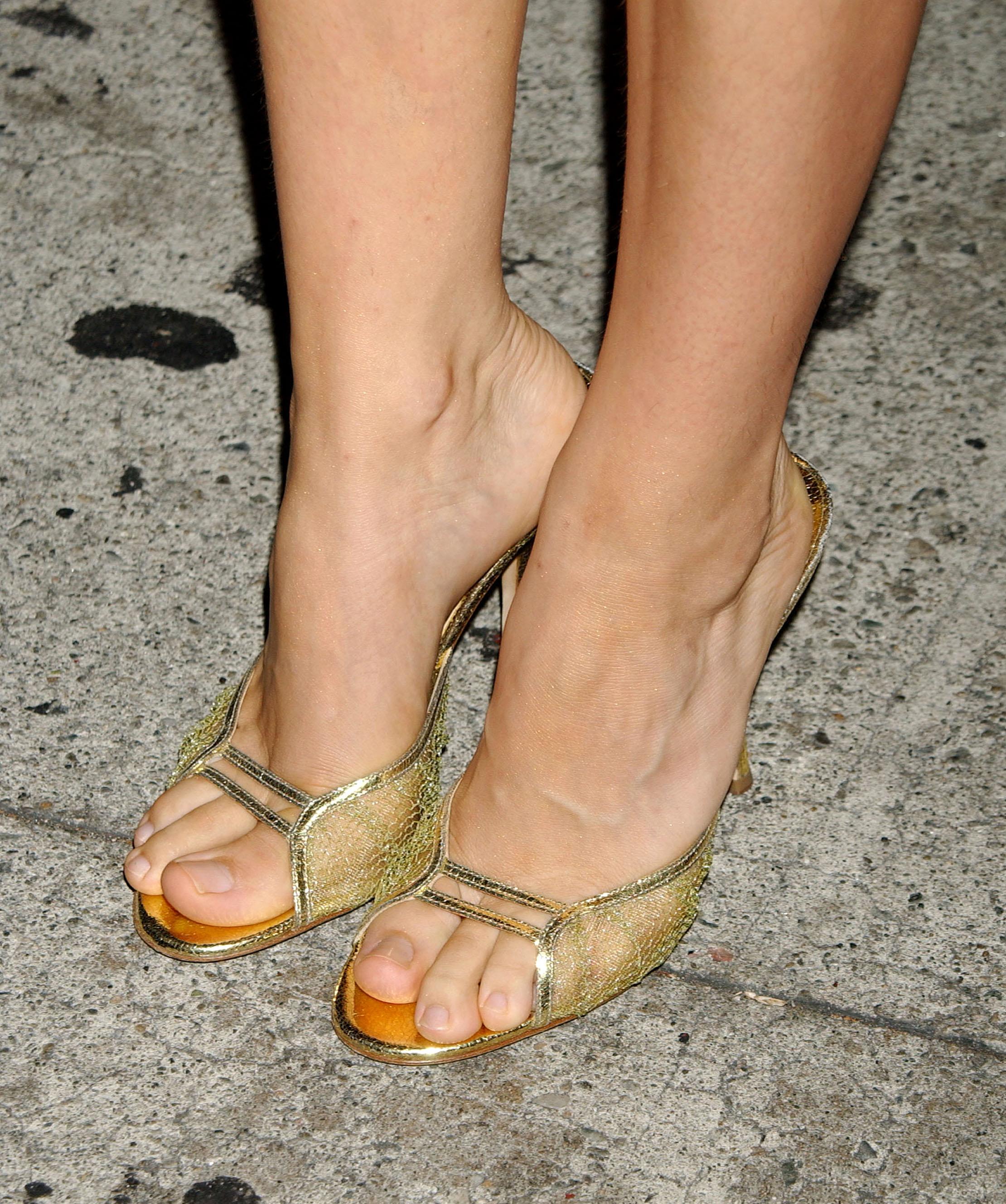 Alicia Keys Shoe Size