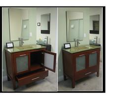 Asti 36 Chestnut Bathroom Vanity Set For Further Informati Flickr