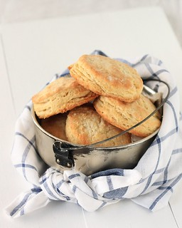 Flaky Buttermilk Biscuits | by Xiaolu // 6 Bittersweets