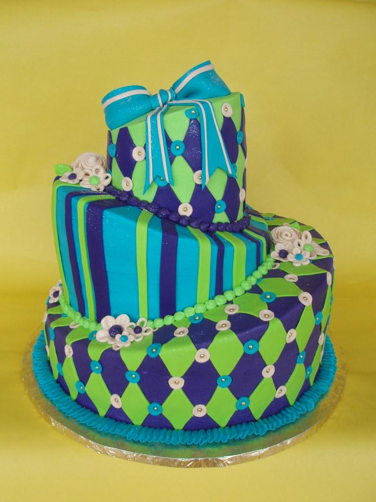 Bat Mitzvah Cake Images