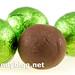 Florida Tropic Milk Chocolate Key Lime Balls