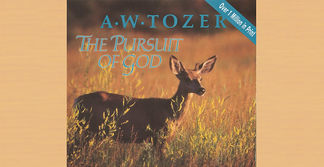 book review the pursuit of god Do you want to know how to apply biblical truth and obtain god's wisdom in your  life the wisdom of god by aw tozer is an excellent book.