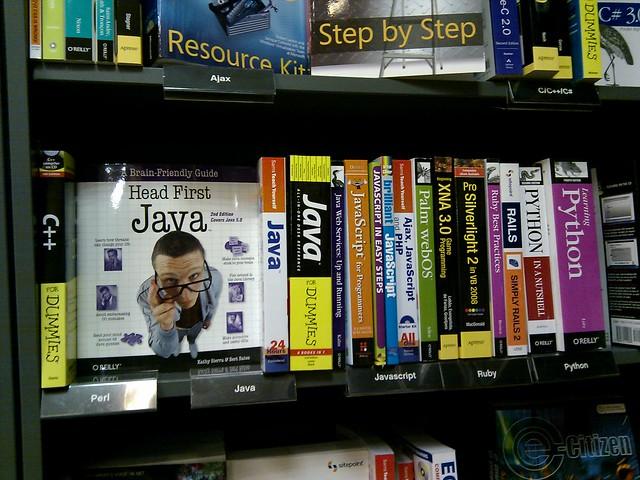 Java, lenguaje de programación