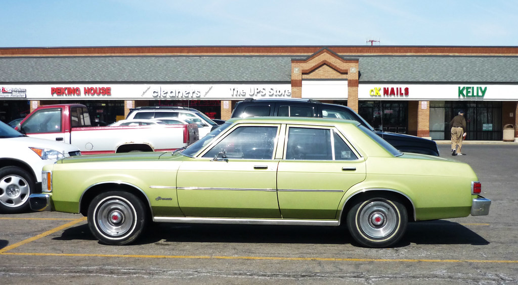 Ford Granada 77 >> 75 to 77 Ford Granada | I spotted this in a Kroger parking l… | Flickr