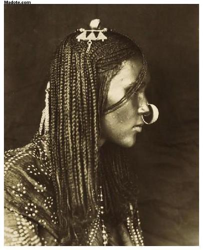 Nubian Nose Ring