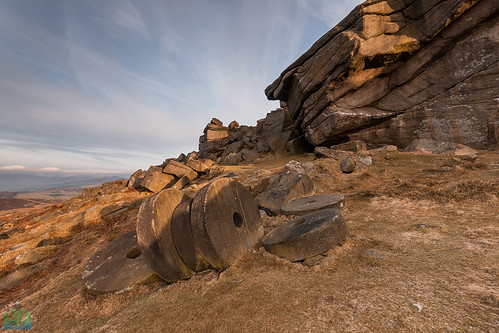 Stanage Millstones | by James G Photography