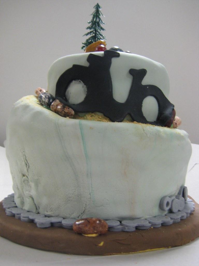 Dirt Bike Cake Topper Nz