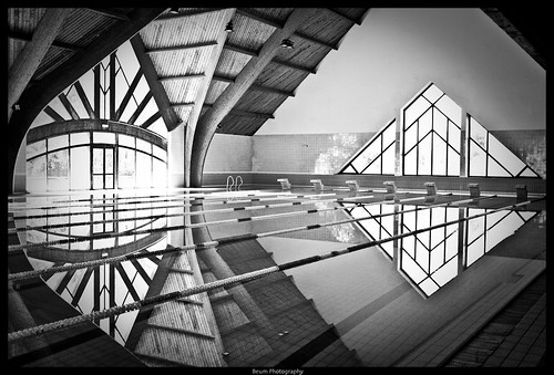 Swimming Pool Reflection | by Beum Gallery