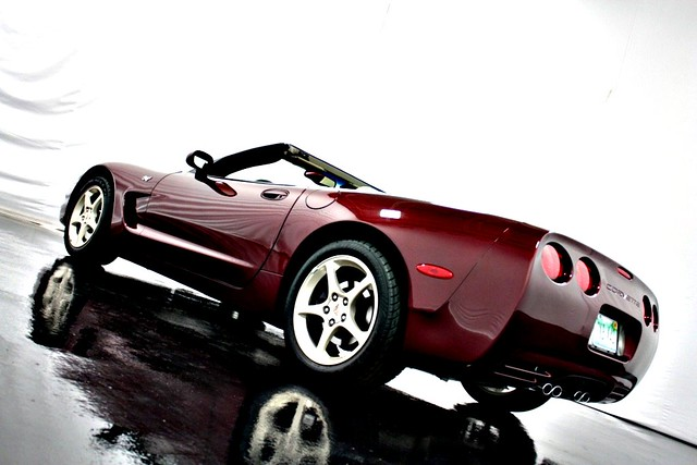 2003 chevrolet corvette 50th anniversary special edition c flickr. Black Bedroom Furniture Sets. Home Design Ideas