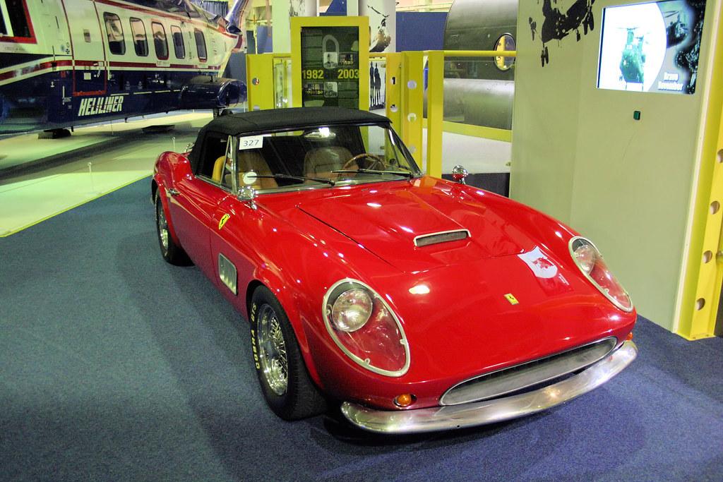 The Quot Ferris Bueller Quot Ferrari 3 One Of Three Replicas