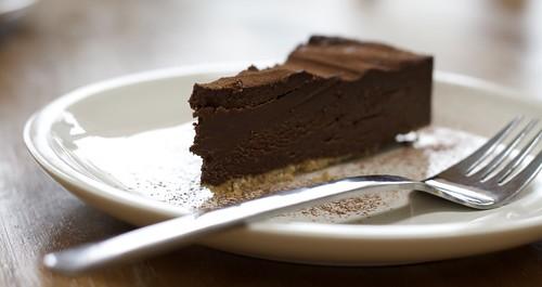 Amaretto chocolate truffle torte | Something I made last ...