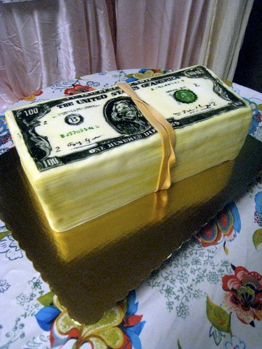 Money Cake Tipsycake Chicago Flickr