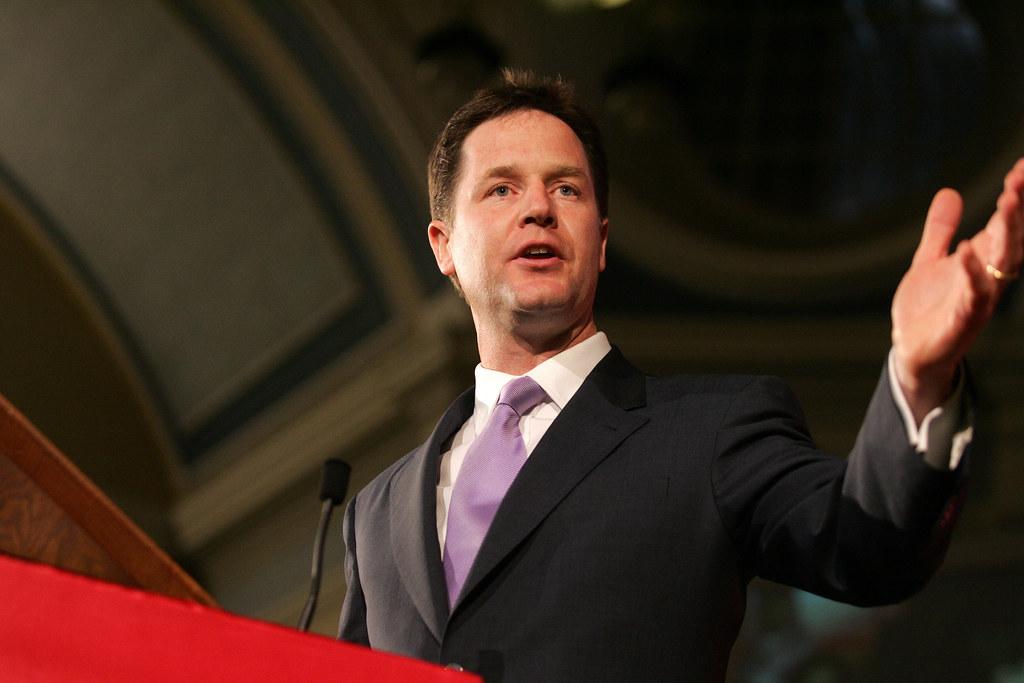 Image Result For Nick Clegg