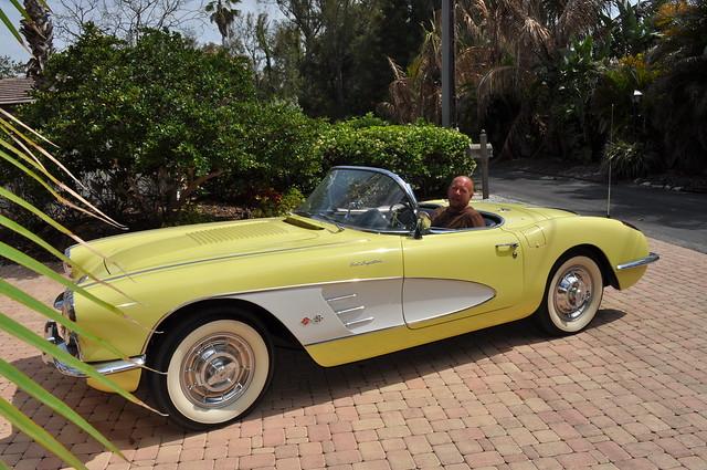 1958 Corvette Panama Yellow For Sale | Autos Weblog