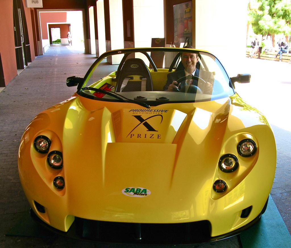 Saba Motors An All Electric Car Photo By Simon Saba