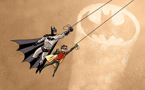 Batman and Robin | by deantrippe