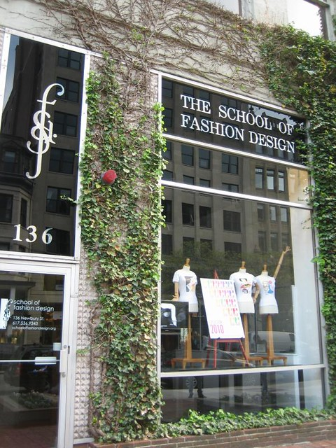 School of Fashion Design, Boston 33