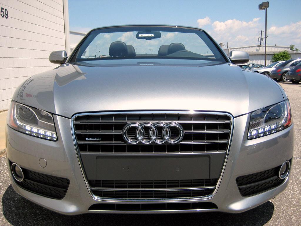 Jack Ingram Motors >> 2010 Audi A5 Cabriolet (Quartz Gray Metallic) | Flickr