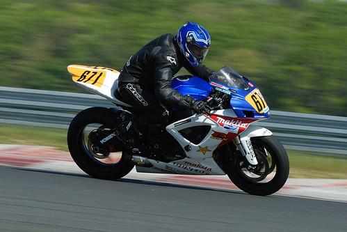 Bronx Suzuki Motorcycle