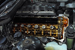 BMW M52B28  I took the top of my engine off to replace the   Flickr