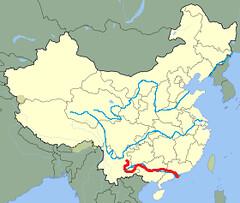 Xun Xi River | huneycuttaddison | Flickr  Xun Xi River | ...