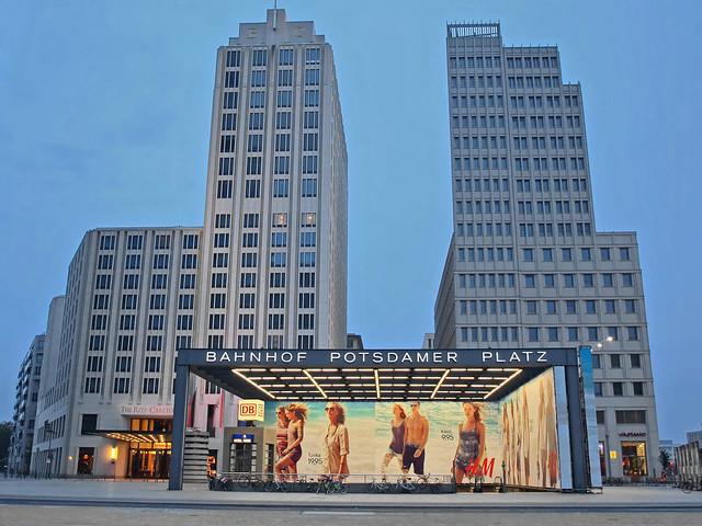 Arbeit Berlin Hotel
