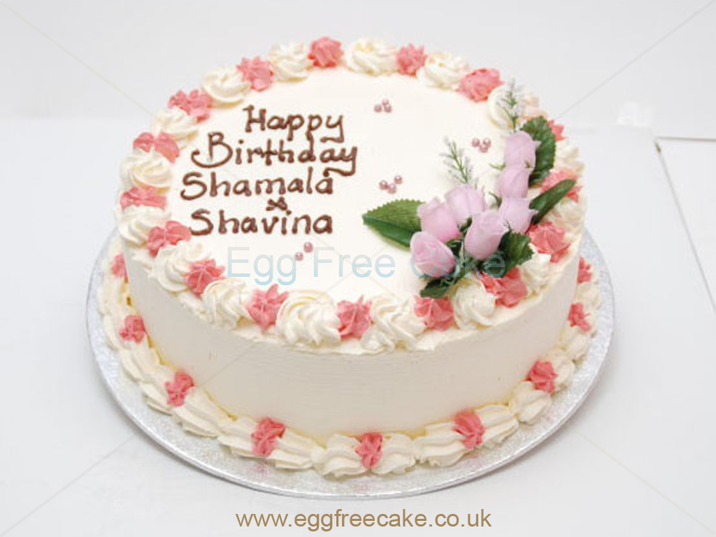 London Egg Free Birth Day Cake Shop Suger Free Cheap Wedd Flickr