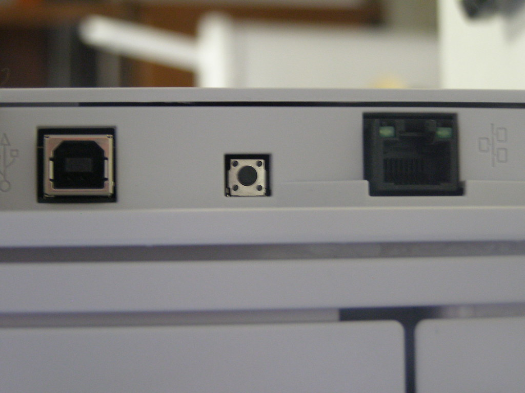 HP Laserjet 1320n Lan Port USB Port   Used Printers For ...