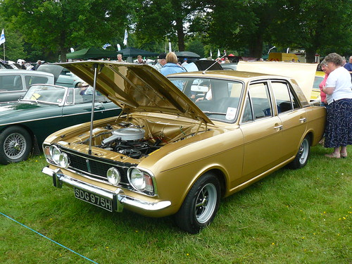 Ford Cortina MkII 1600E | by Charles Dawson