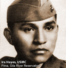 Cpl Ira Hayes | by Judge Rock