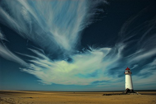 Talacre Lighthouse | by Ross M D