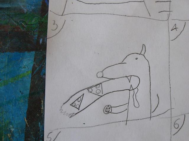 Guarda ho fatto un fumetto! laboratorio per bambini con marina girardi