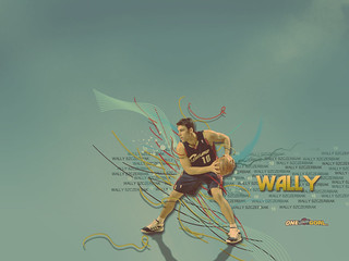 2008-2009 Wallpaper  Wally Szczerbiak | by Cavs History