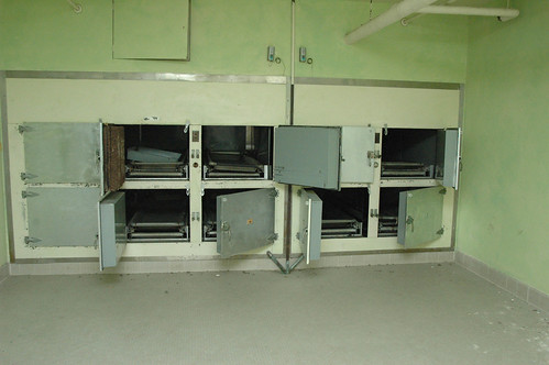 Morgue in Science and Treatment Building | by California State University Channel Islands