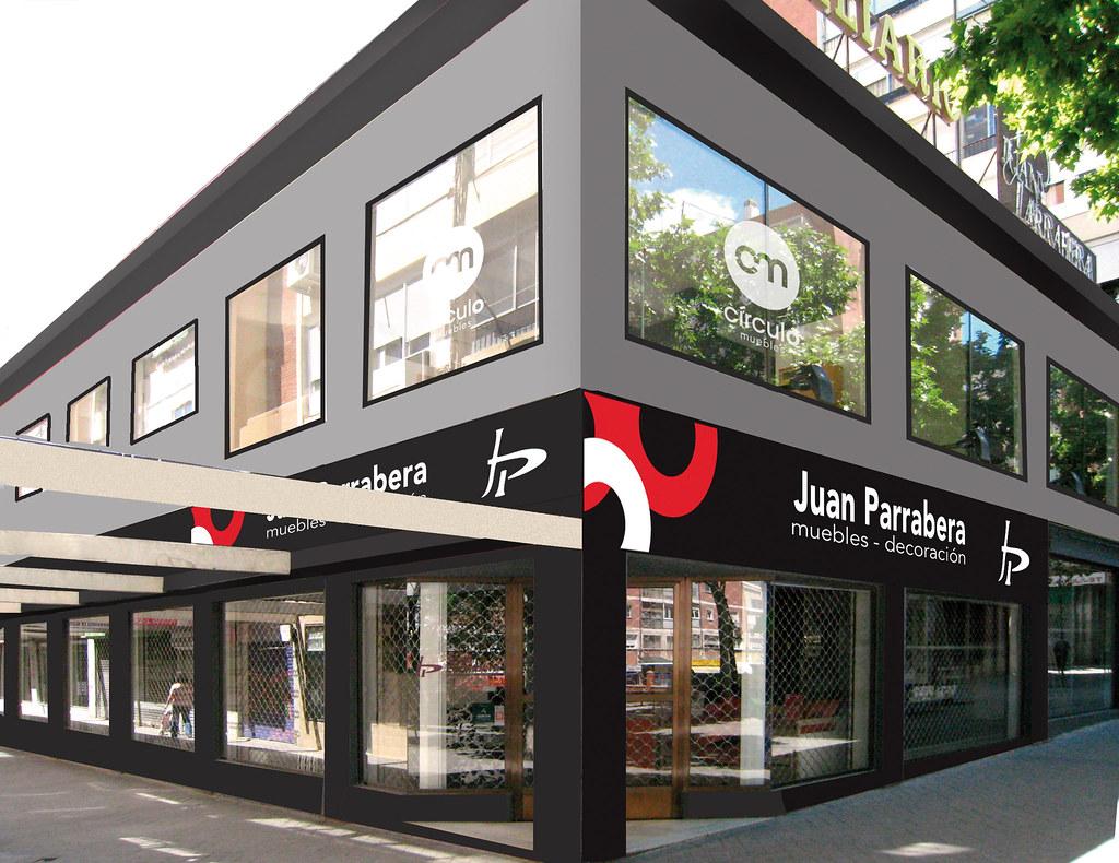 Tienda C Rculo Muebles Juan Parrabera Sarria Madrid Madr Flickr # Muebles Juan Parrabera