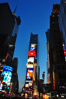 Times Square | by pcgphotography
