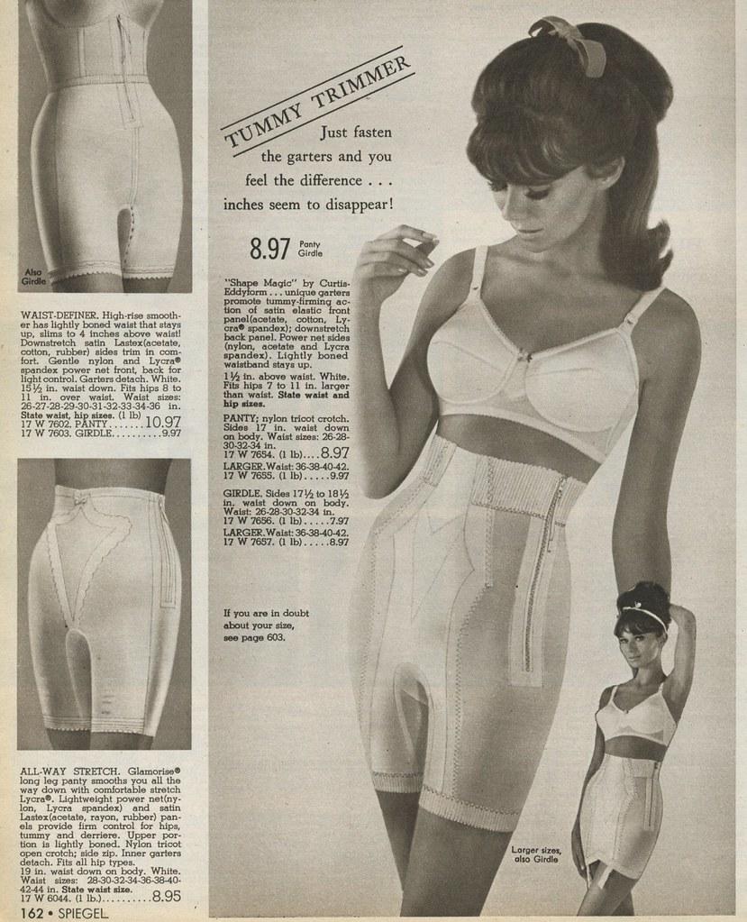 Spiegel catalog 1966 girdle shaper genibee flickr for Spiegel history