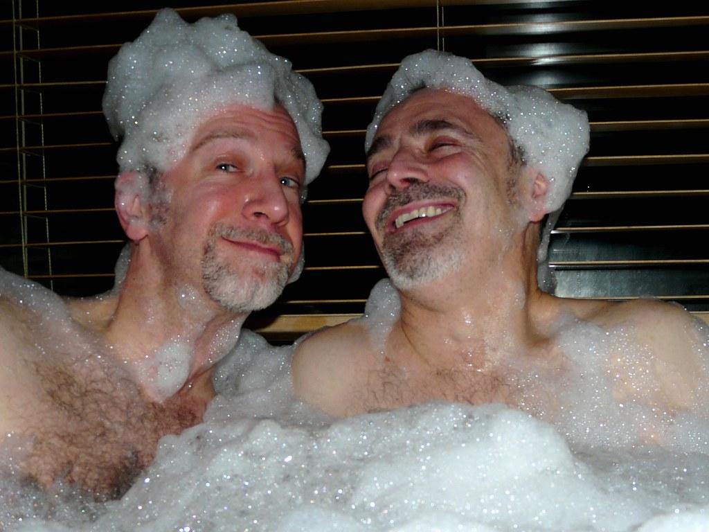 The Roberts Family: Boys, Bubbles, Bathtub