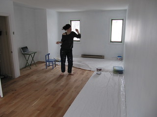 Painting Walls With Floor | by m.gifford