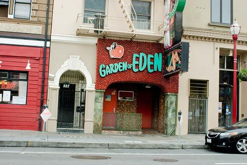 Garden Of Eden San Francisco Lindsay Beyerstein Flickr