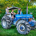 Farmville Tractor | HDR