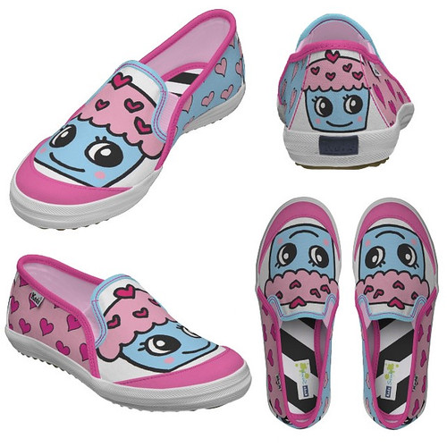 Cupcake Shoes For Women
