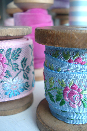 French Ribbons | by such pretty things