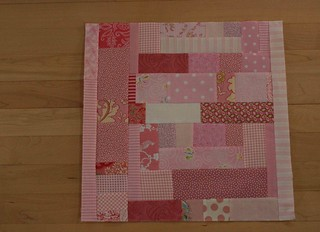 color study-pink | by crazymomquilts