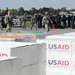 USAID Relief Supplies in Haiti