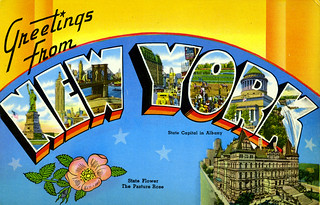 Greetings from New York - Large Letter Postcard | by Shook Photos